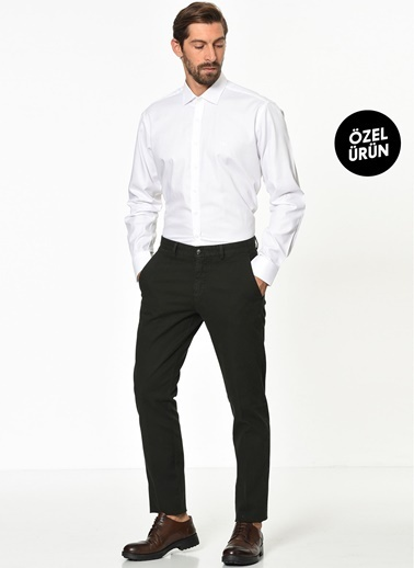 Beymen Business Slim Fit Pantolon Yeşil